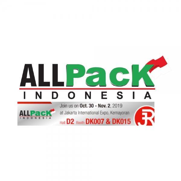 Let's Get Together! AllPack Indonesia